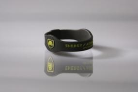 Energy Armor Energyband Schwarz / Grün