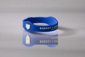 Energy Armor Energyband Blau / Weiß