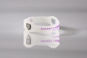 Energy Armor Energyband Glitzer / Lila