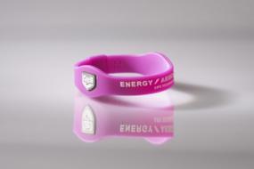 Energy Armor Energyband Lila / Weiß