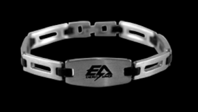 Energy Armor Energyband Metall Frauen