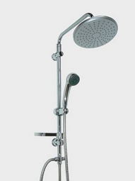 Design Duschsystem (auch für den nachträglichen Einbau)